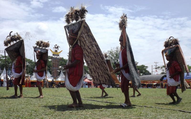 Manganda' dance