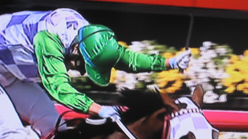 Michelle Payne Wins 2015 Melbourne Cup