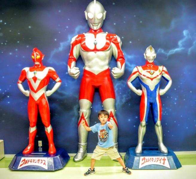 Ultraman Zeos, Ultraman Man, Ultraman Dyna