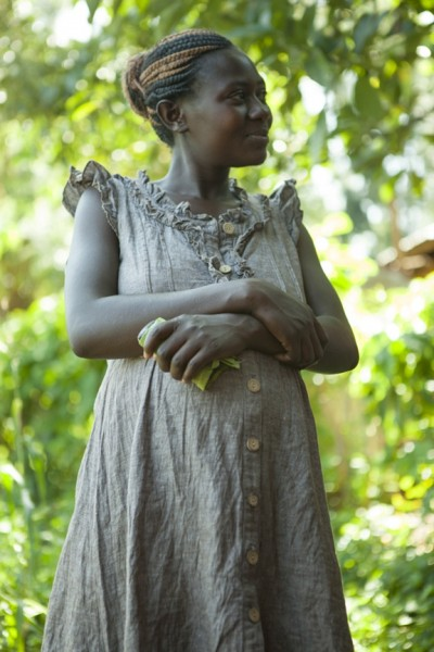 Unlike her previous two pregnancies, Beatrice Otieno will deliver her third child at a local hospital. Credit: Anne Bailey. Used with permission
