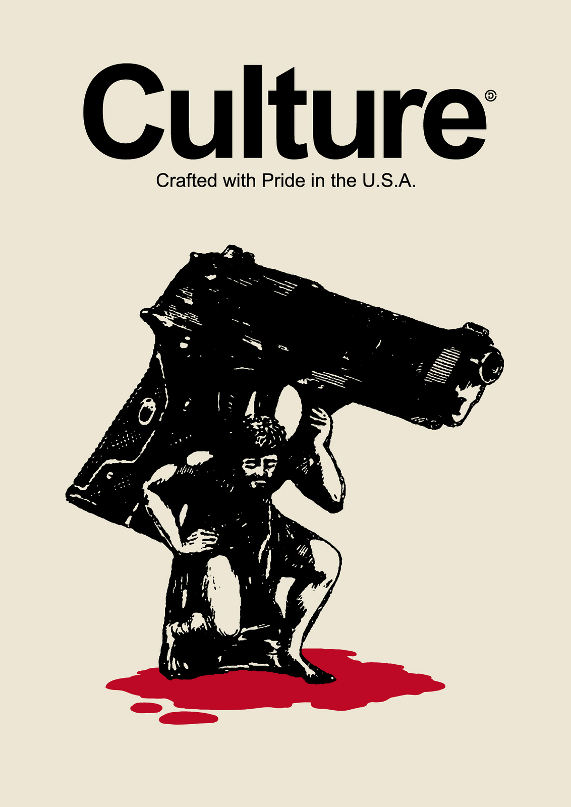 Gun Culture 2012. PHOTO: Christopher Dombres (CC BY 2.0)