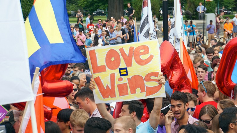 SCOTUS Marriage Equality 2015: Supreme Court of the United States ends marriage discrimination. PHOTO: Ted Eytan (CC BY-SA 2.0)