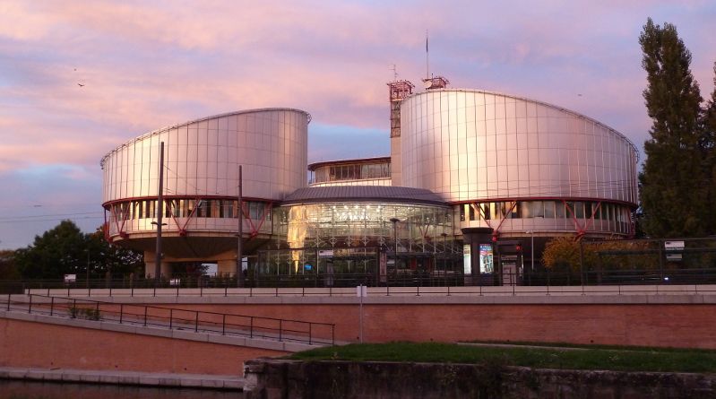 Russia's new law seems to be aimed at avoiding decisions by the European Court of Human Rights (pictured), but recent changes to the draft text suggest a broader mandate. Image from Wikimedia commons.