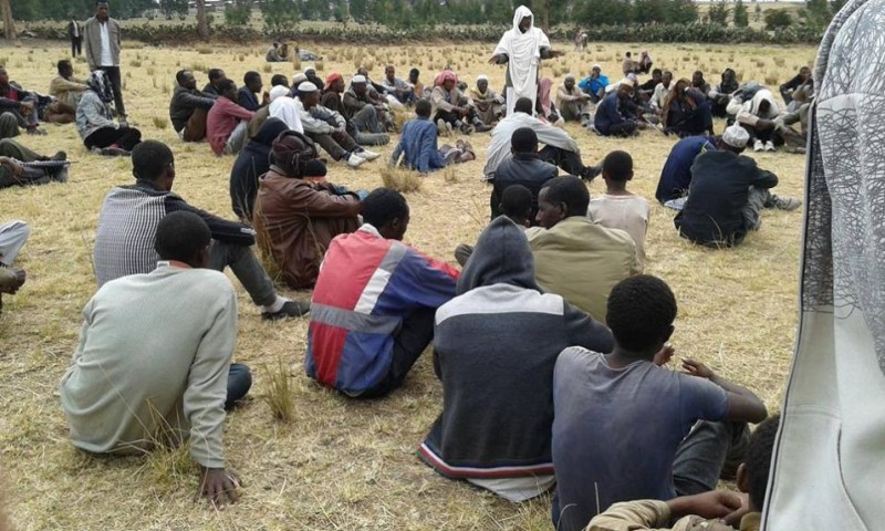 17 Children Killed by Authorities in Ethiopia Land Protests
