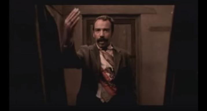لقطة من فيلم قانون هيرود