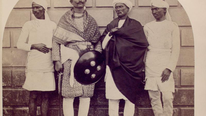 The Rajpoot tribe (1868 - 1875)