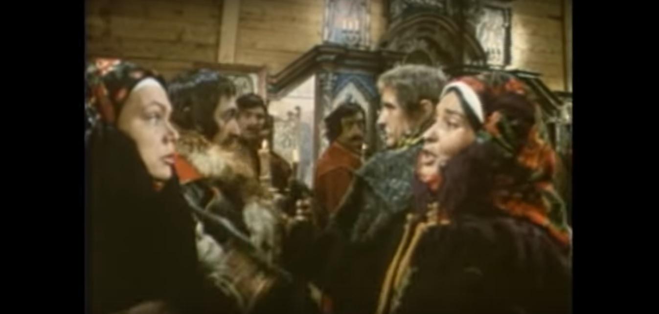 لقطة من فيلم ظلال الأسلاف المنسيين