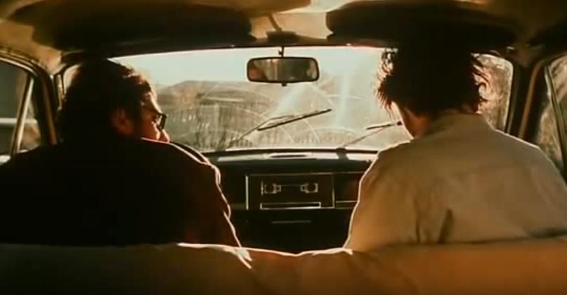 لقطة من فيلم رحلة إلى كاراباخ