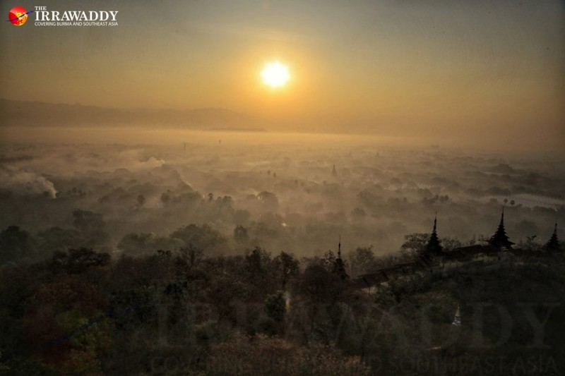 Photo by Zaw Zaw / The Irrawaddy