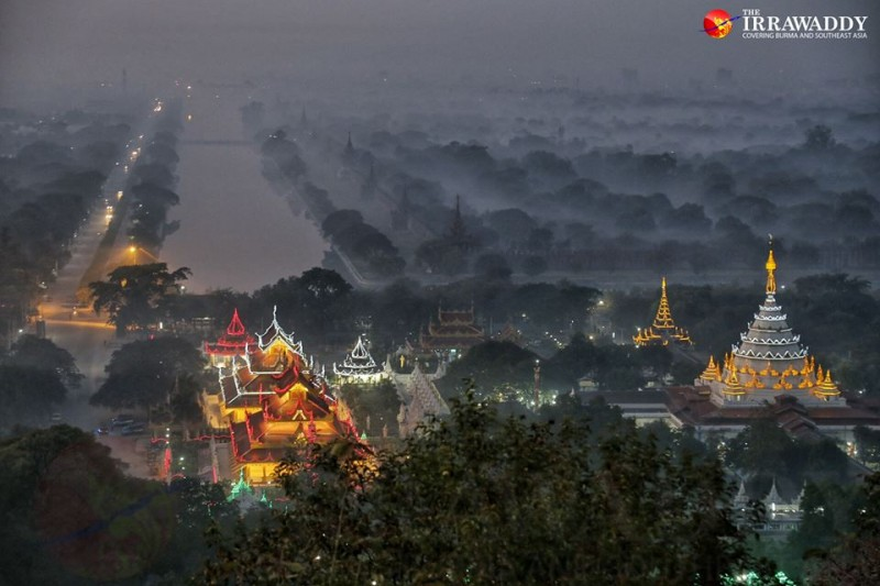 Foto farita de Zaw Zaw / The Irrawaddy