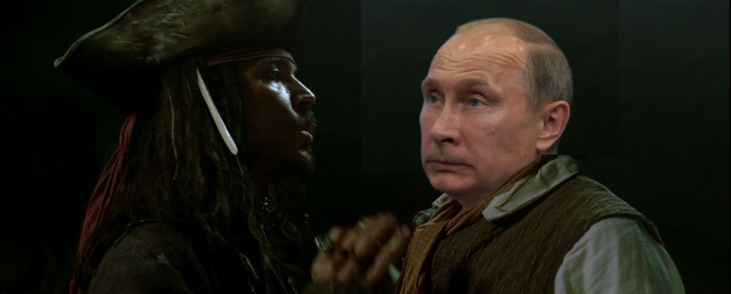 Pirates of the Kremlin. Edited by Kevin Rothrock.