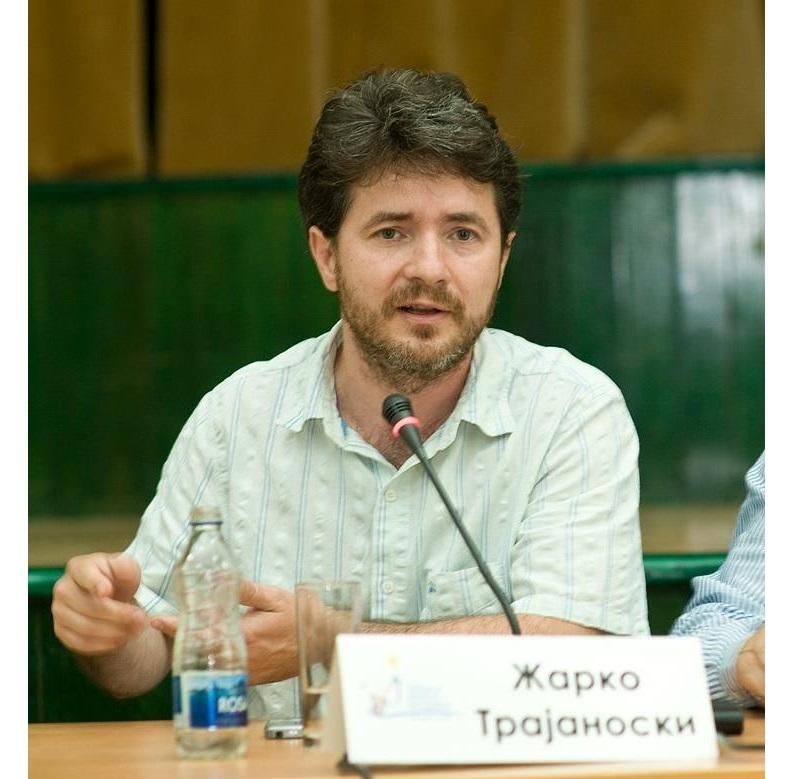 Zharko Trajanoski, Žarko Trajanoski, Жарко Трајаноски