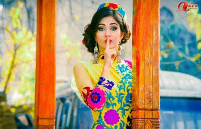 Known Facebook ladies of Tajikistan: Pari Saidova