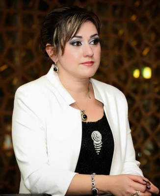 Known Facebook ladies of Tajikistan: Shahnoz Komilzoda