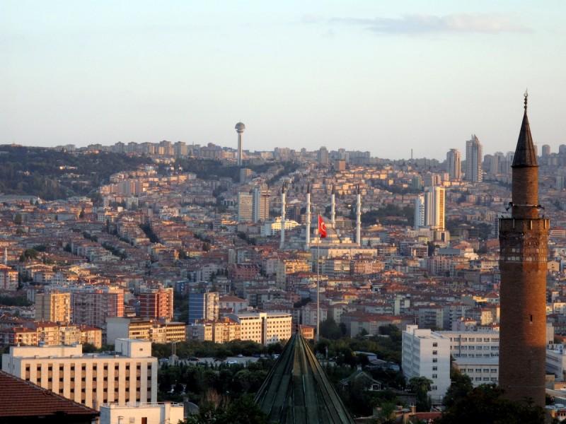 Ankara. Wikimedia image.