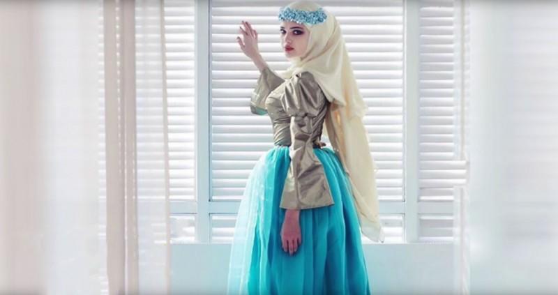 Bisultanova. Image: Youtube / Wedding RU