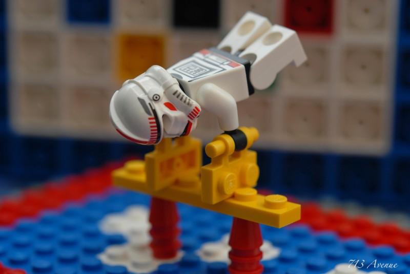 """Gymnastics Artistic""; photo by 713 Avenue, used under a CC BY-NC 2.0 license."