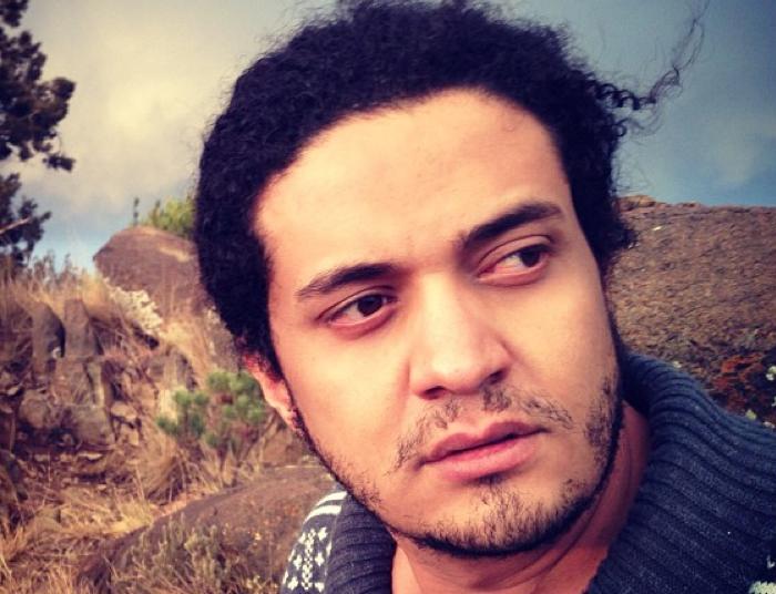 Ashraf Fayadh .. via Instagram