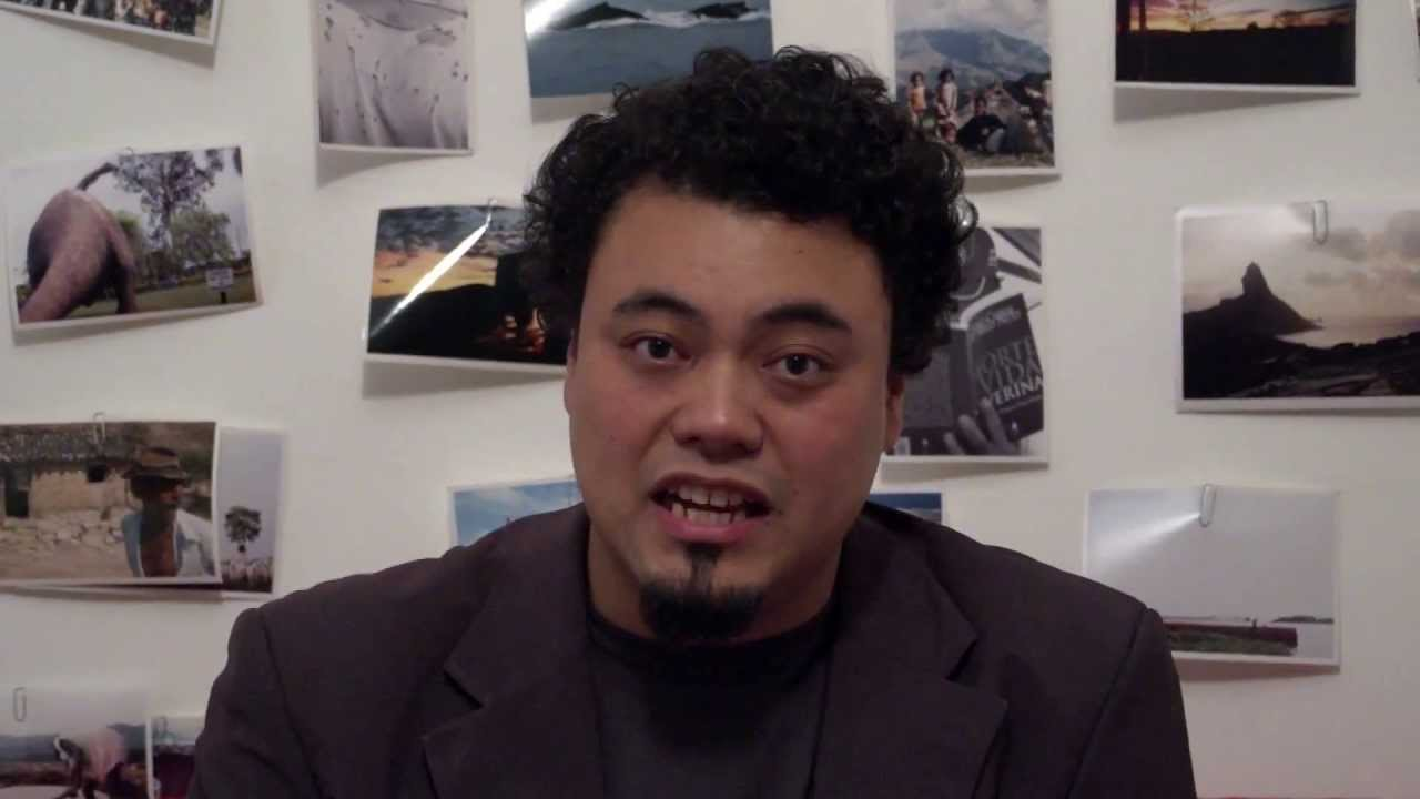 Journalist and activist Leonardo Sakamoto. Youtube printscreen.