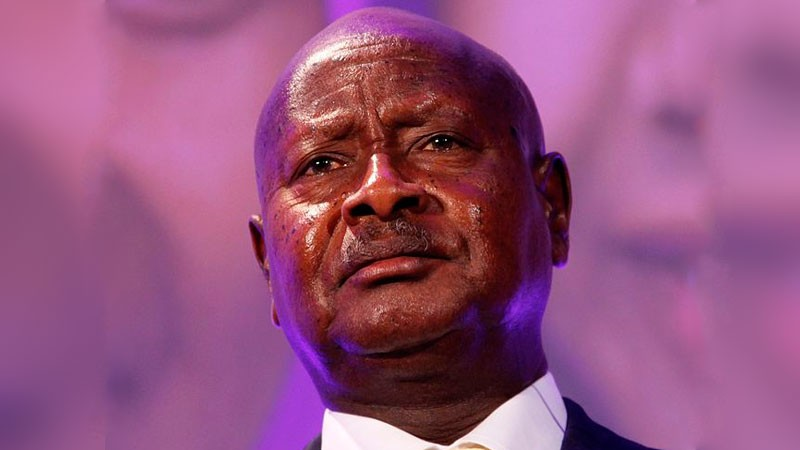 Ugandan President Yoweri Museveni. Photo released under Creative Commons by Russell Watkins / Department for International Development, UK.