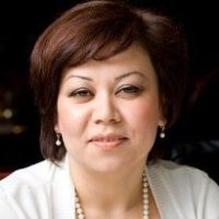 Known Facebook ladies of Tajikistan: Manzura Makhkamova
