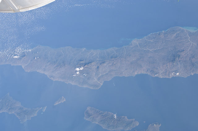 Dili, Timor Sea. Timor-Leste. Image courtesy of the Earth Science and Remote Sensing Unit, NASA Johnson Space Center