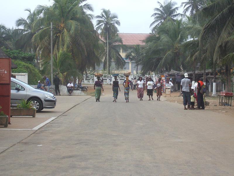 Zona de playa en Grand-Bassam (Costa de Marfil), escenario del ataque terrorista del 13 de marzo. Foto de Oluniyi Ajao (CC BY-SA 2.0)