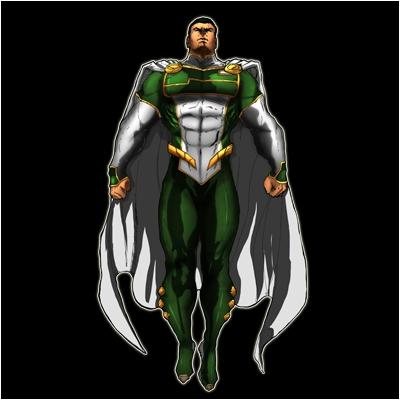 Lui è il guardiano nato, come di consueto ogni 2000 anni, per la razza umana. Credit: Foto per gentile concessione di Repubbic Comic
