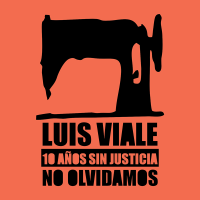 Luis Viale - 10 Years Without Justice - We Do Not Forget