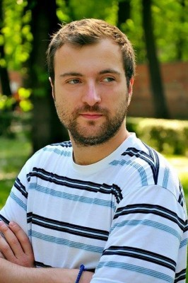 Tome Stankovski, a young man who was detained and charged for protesting in last year's protests in Skopje