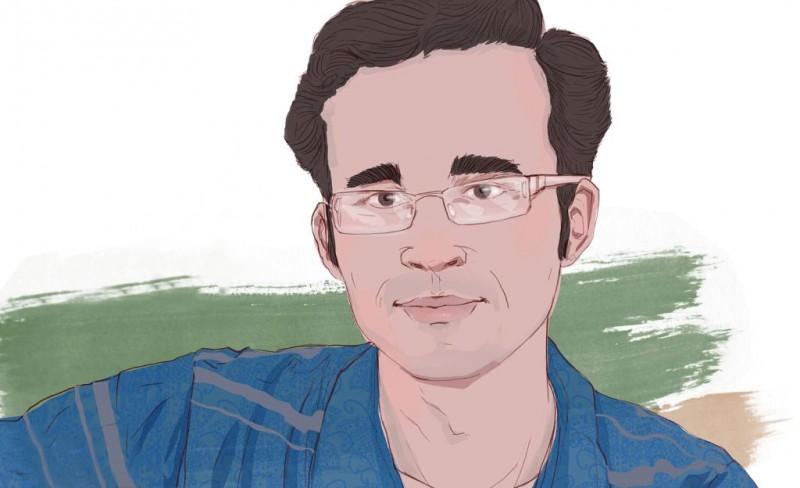 Omid Kokabee . Image: Iran Human Rights / Twitter