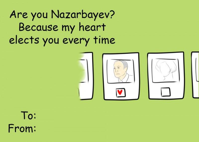 Nursultan Nazarbayev, 75, has been in power in Kazakhstan since before the break up of the Soviet Union.
