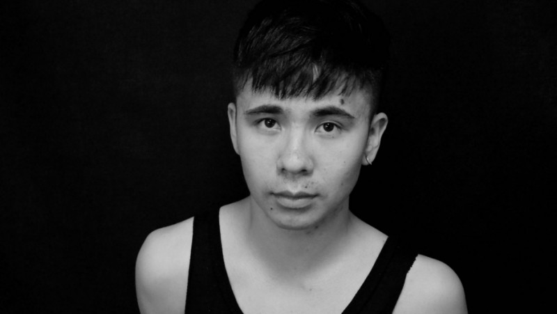 Poet and essayist Ocean Vuong was born in Saigon and raised in Hartford, Connecticut. Credit: Peter Bienkowski