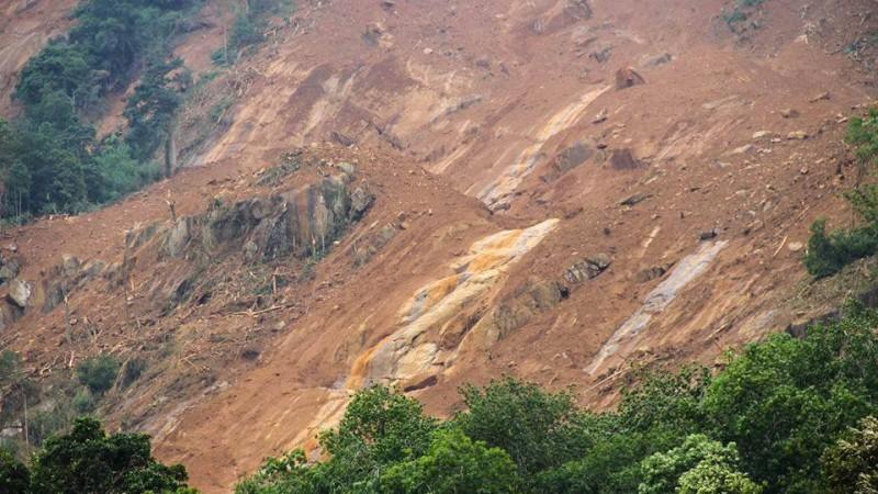 Снимок был взят с Facebook страниц шри-ланкийского Красного Креста.