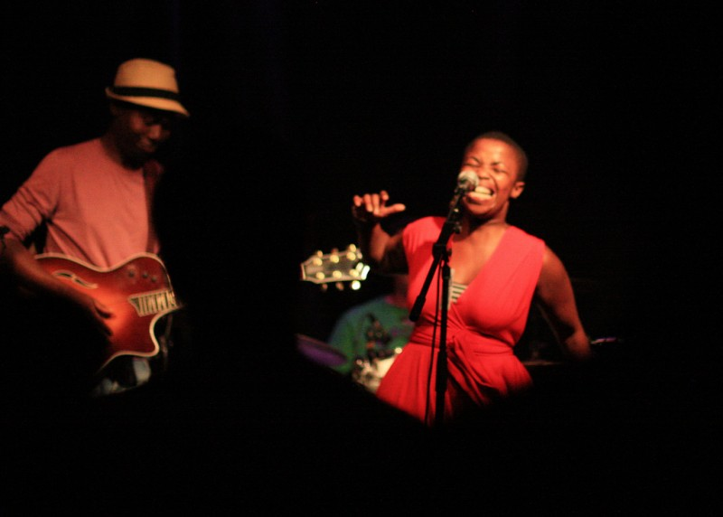 South African Afro-fusion band Freshlyground performs in 2011. Photo by Flickr user firesika. CC BY-NC-ND 2.0