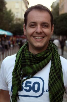 Borislav Sandov. Archivo personal.