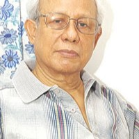 Qazi Anwar Hussain, Creator and author of Masud Rana Series. Image by Humayra Ahmed via Wikimedia commons CC BY-SA 3.0