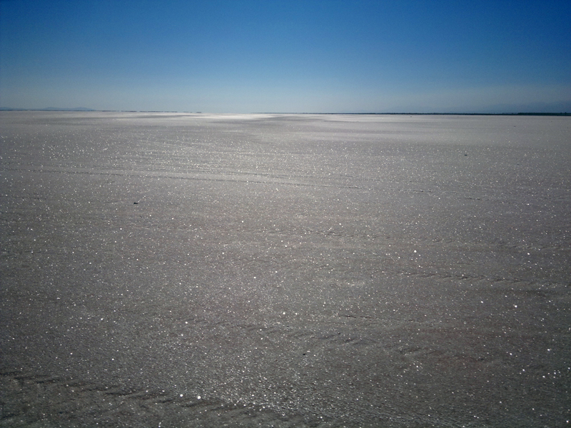 Lake Urmia by Yoosef Pooranvary - Own work, CC BY-SA 3.0