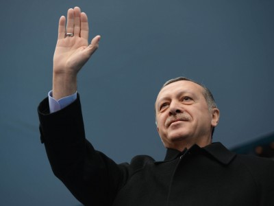 Turkey's President and the 'Treason' of Family Planning