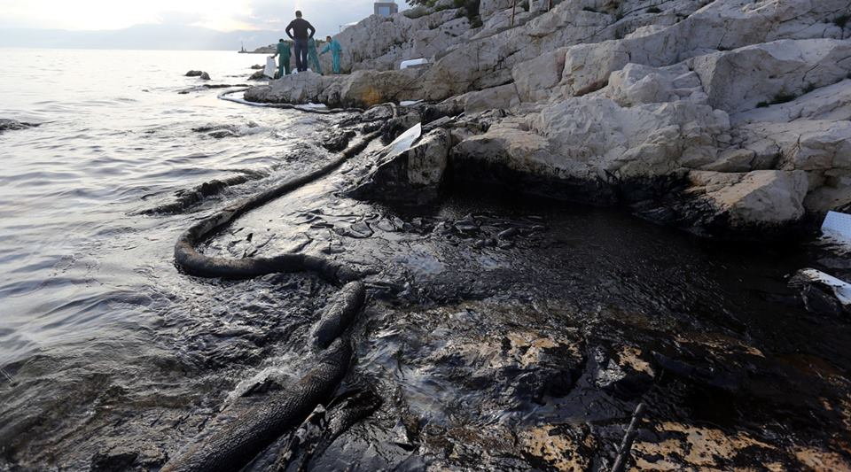 The Oil Spill in the Adriatic Sea Is a Sneak Peek at Looming Natural