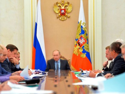 Crimea's Government Cancels That 'Putin Is a D*******' Event
