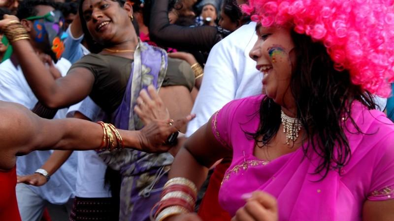 Bengaluru Queer Pride Parade 2009 Image from Flickr by Vinayak Das. CC BY 2.0