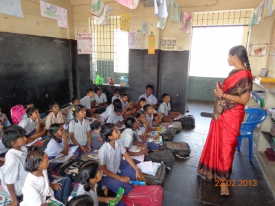 Teacher Shortages Aren't Always Hopeless, Proves Human Rights Group in India