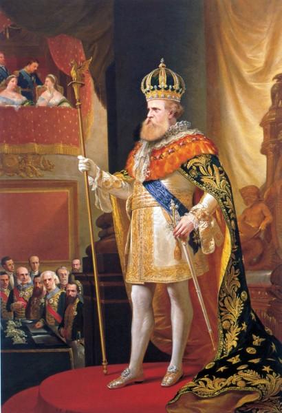 Brazil's last emperor, Dom Pedro II. Public Domain.