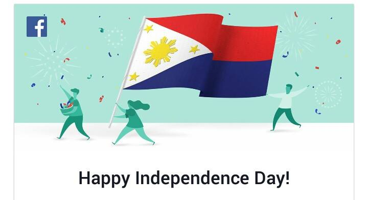 Facebook joined Filipinos in celebrating the Philippine Independence Day. However, it unintentionally inverted the country's flag.