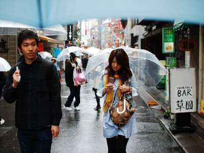 Japan Gears Up for a Hot, Humid Rainy Season