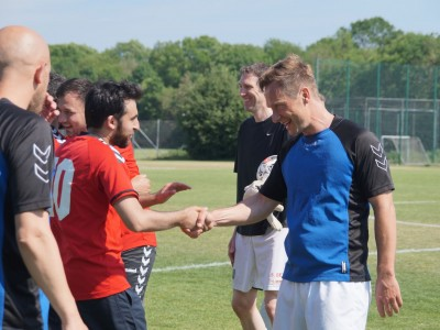 In Denmark, Imams and Priests Square Off in a Friendly Soccer Match