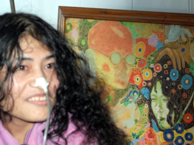 Irom Sharmila's Long Protest is Over, but Military Impunity in Northeast India Continues