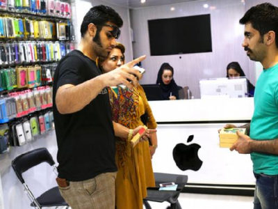Iran Takes Aim at American Sanctions by Threatening Apple