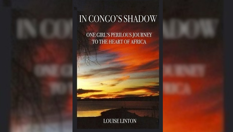 The cover of the book In Congo's Shadow.